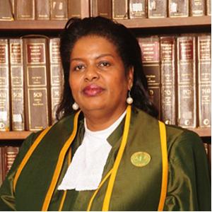 Hon. Lady Justice Njoki Ndung'u (Judge, Supreme Court of Kenya)